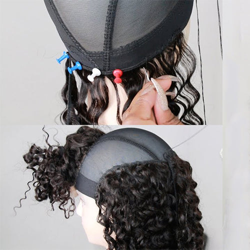 How to make a human hair wig