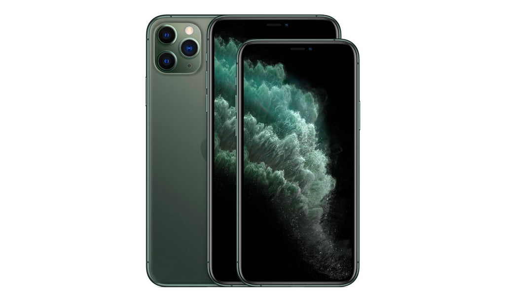 11 Pro Max with FaceTime - 64GB, 4G LTE, Midnight Green - International Version