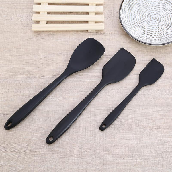 Non-stick Baking Cookware Set Silicone Cooking Gadgets Spatula Spoon Kitchen Utensils DIY Cooking Tools