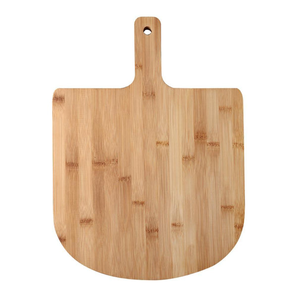 hecef Bamboo 12-inch Chopping Board, For Pizza, Serving, Cutting