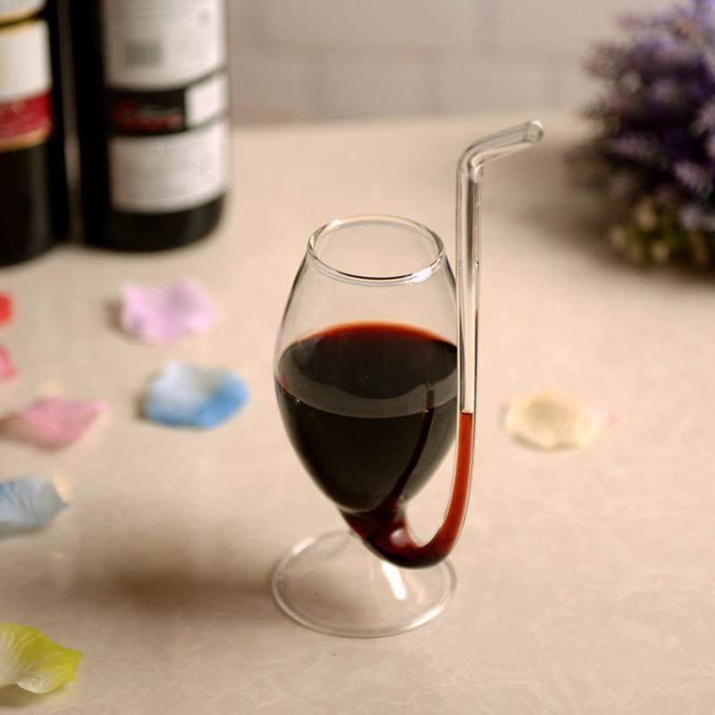 300Ml Red Wine Glass Creative Crystal Glass Red Wine Glass Sippy Cup Goblet Juice Cup