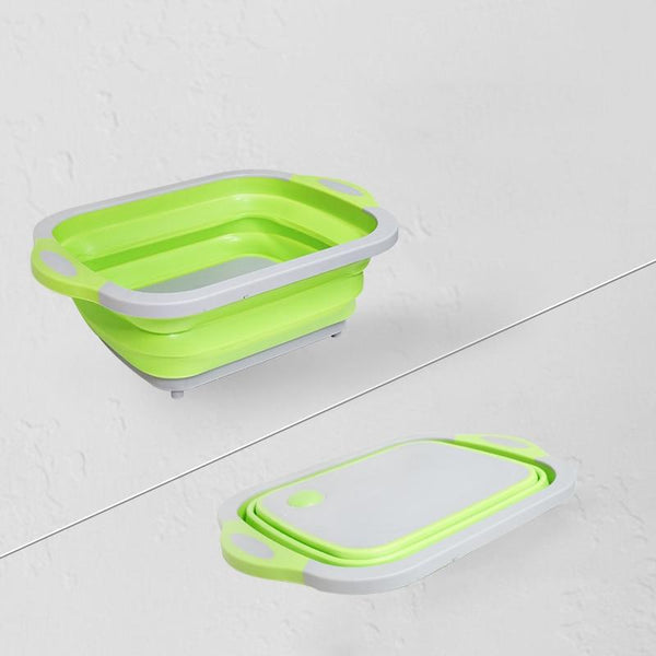 Kitchen Chopping Blocks Tool Foldable Cutting Board Kitchen silicone Cutting Boards Classification Washable Chopping Board S
