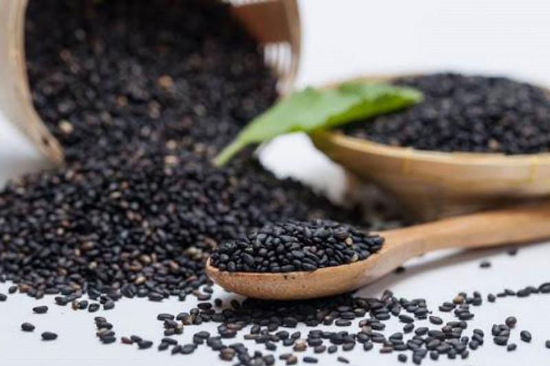 The Power of Andreas Black Sesame Seed Oil