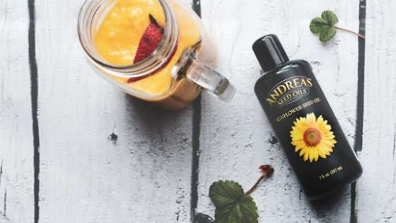 10 Benefits of Sunflower Oil | ANDREAS SEED OILS |