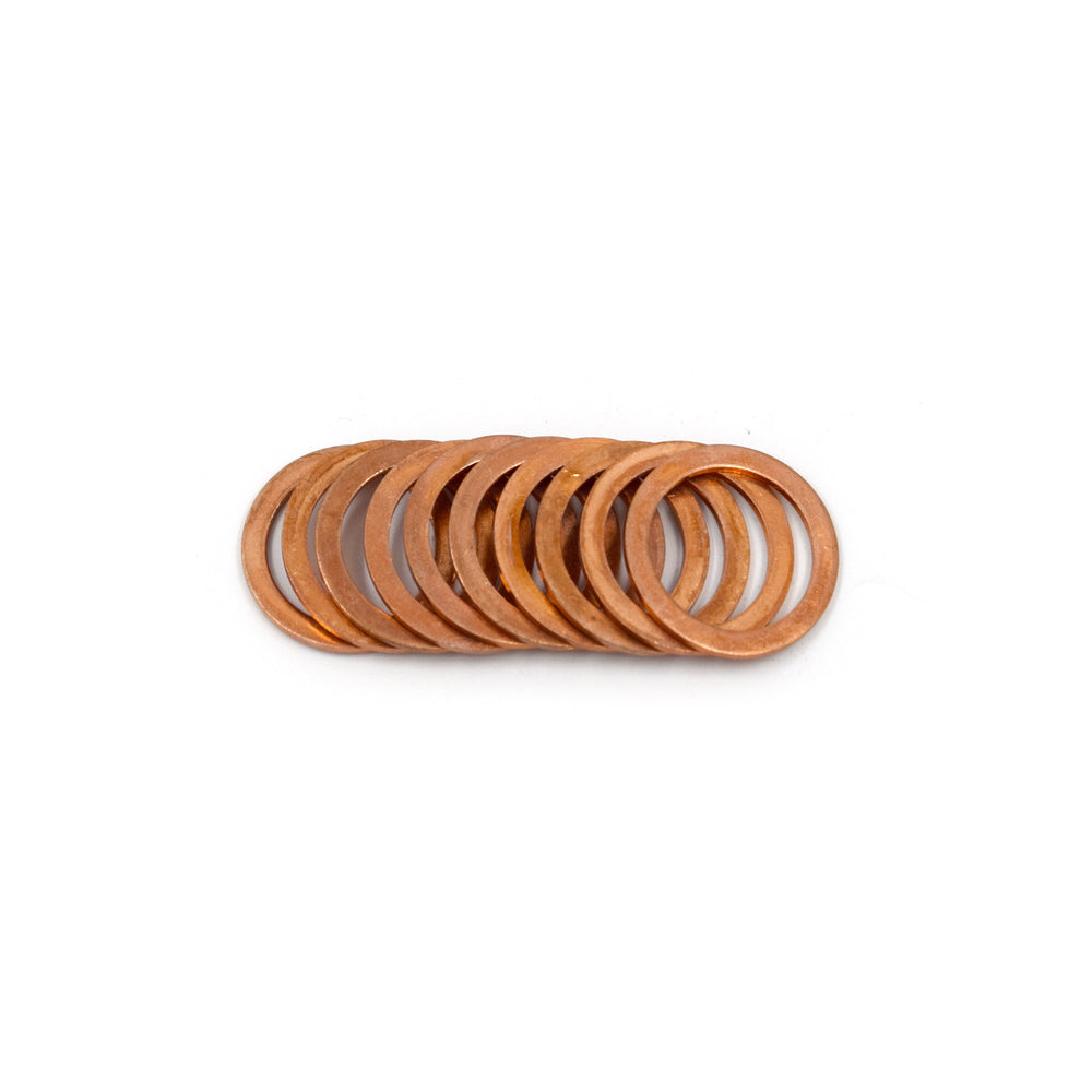 M16 Copper Washers (Pack of 10)