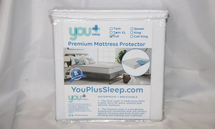 Premium Mattress Protector (Free with Mattress Purchase)