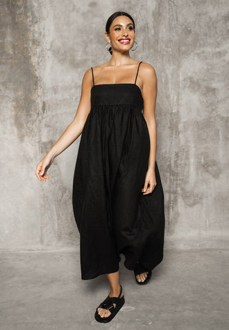 Harvey Rib Midi Dress