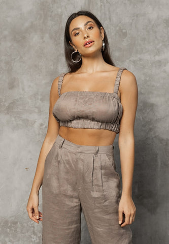 Cali Girl Ruched Top
