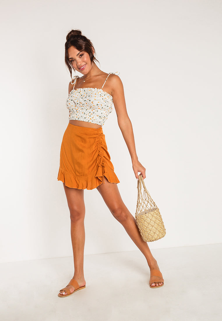 Feel it Coming Skirt