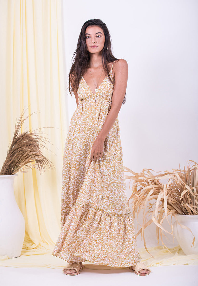 Independent Dancer Maxi Dress