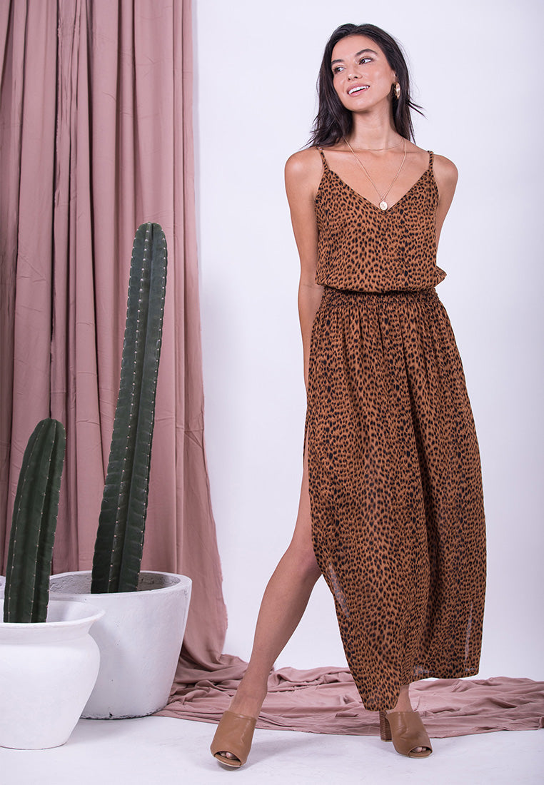 Lagoon Maxi Dress