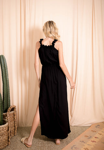 Space Song Maxi Dress