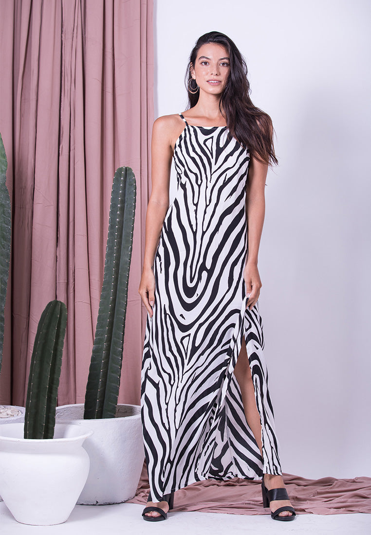 Midnight Rambler Maxi Dress