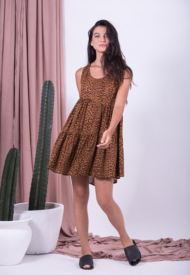 Wanderlust Girl Dress