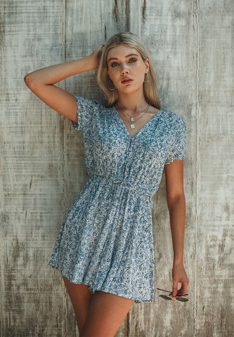 Infinity Summer Playsuit
