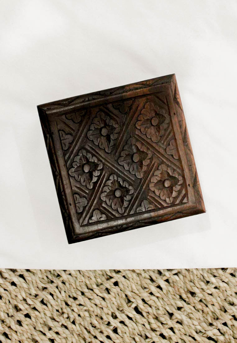Square Jewelry Box