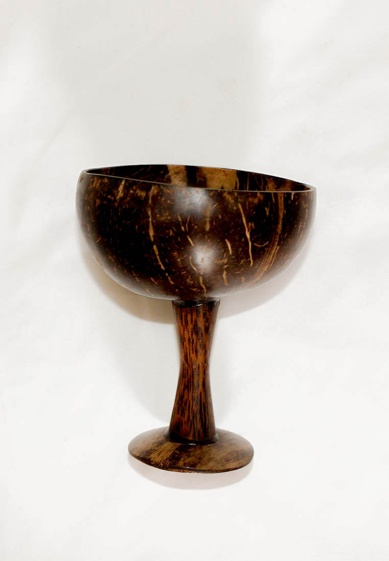 Wood Wine Glass
