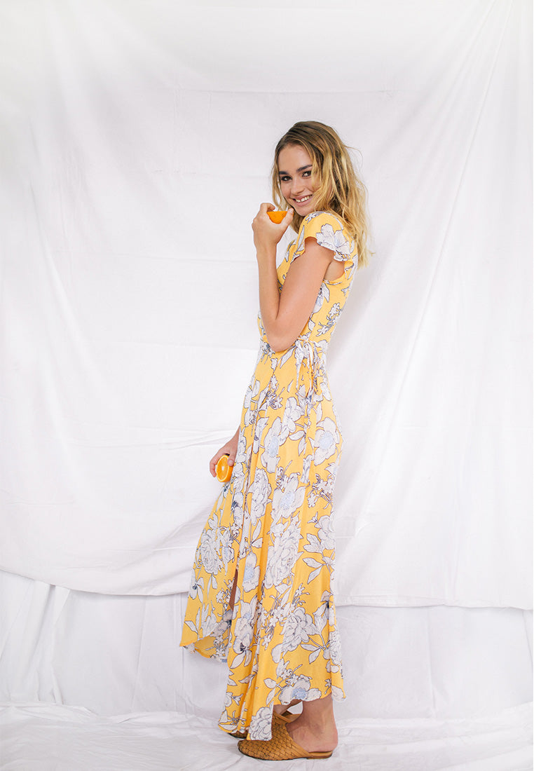 Summer in July Maxi Dress