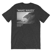 "Load image into Gallery viewer, Nolan Omura ""Make Waves"" T-Shirt"