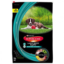 Load image into Gallery viewer, Supercoat Adult Dog Food 20KG