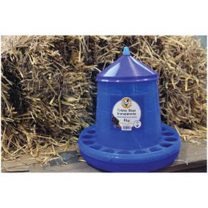 CHICK'A Transparent Poultry Feeder 4kg