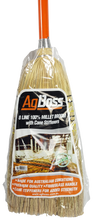 Load image into Gallery viewer, Agboss 8 Tie Millet Broom