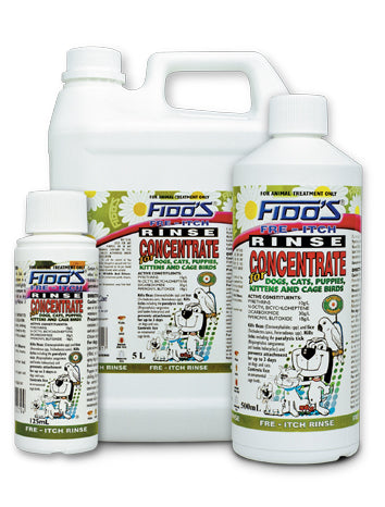 Fido Fre-Itch Rinse Concentrate
