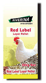 Riverina Red Layer Pellets