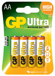 1.5V GP AA Battery 4pack