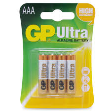 1.5V GP AAA Battery 4pack