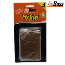 Agboss fly trap Bait 4pk