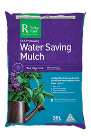 Rocky Point Water Saving Mulch 30 litre