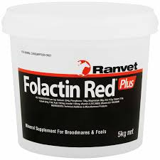 Ranvet Folactin red plus