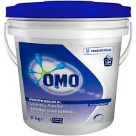 OMO 8kg Bucket Laundry Powder Top & Front Loader