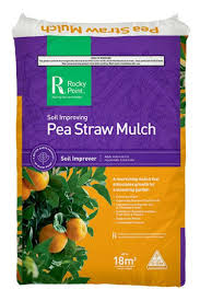 Rocky Point Pea Straw Mulch