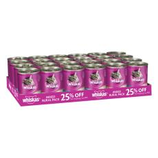 Whiskas Cat Food 400g Cans