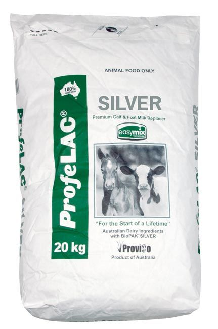 ProfeLAC Silver - Milk Replacer for calves and foals 20kg