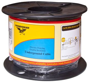 Thunderbird 25m x 2.5mm Insulated Cable