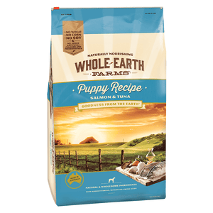 Whole Earth Grain Free Salmon & Tuna 12kg
