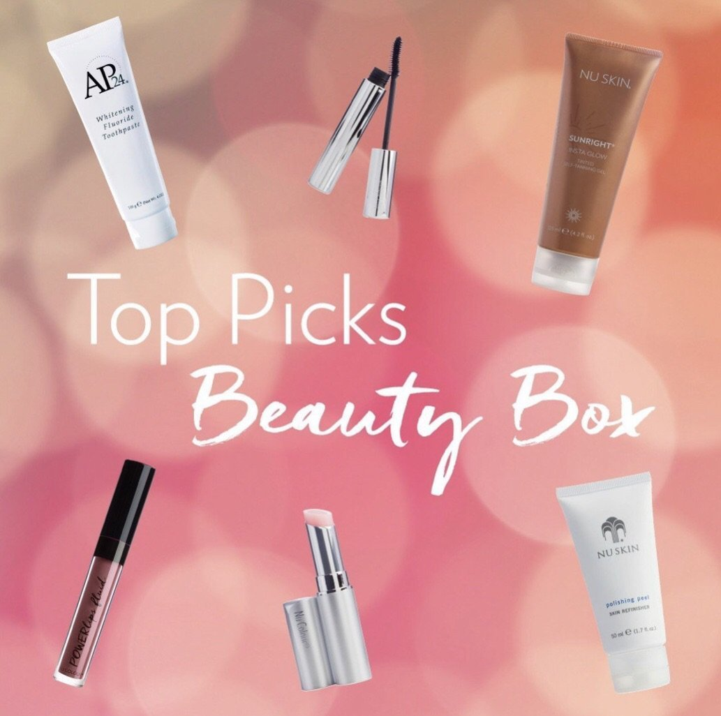 Top Beauty Pick Beauty Box