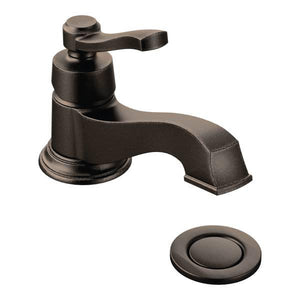 Single Hole Bathroom Faucet in Oil Rubbed Bronze - FAMO700RB - Artesano Copper Sinks