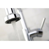 Pre- Rinse Kitchen Faucet in Polished Chrome - KFGS8881DL
