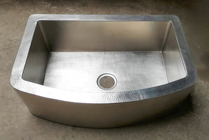 MTO - Farmhouse in BN - www.artesanocoppersinks.com