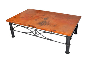 MTO - Coffee table - www.artesanocoppersinks.com