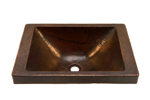 DOISNEAU  - MTO finishes - www.artesanocoppersinks.com