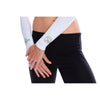 Sun Protection Shoulder Wrap (UV Sleeves) White Crystal logo