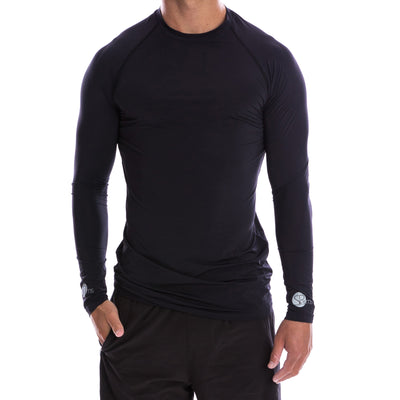 Sun Protection SP Body - Men's round neck shirt - SParms America