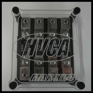 HVCA MAX XV4 - QUAD ANL Fuse Holder