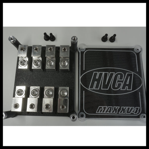 MAX XV4 - QUAD ANL Fuse Holder