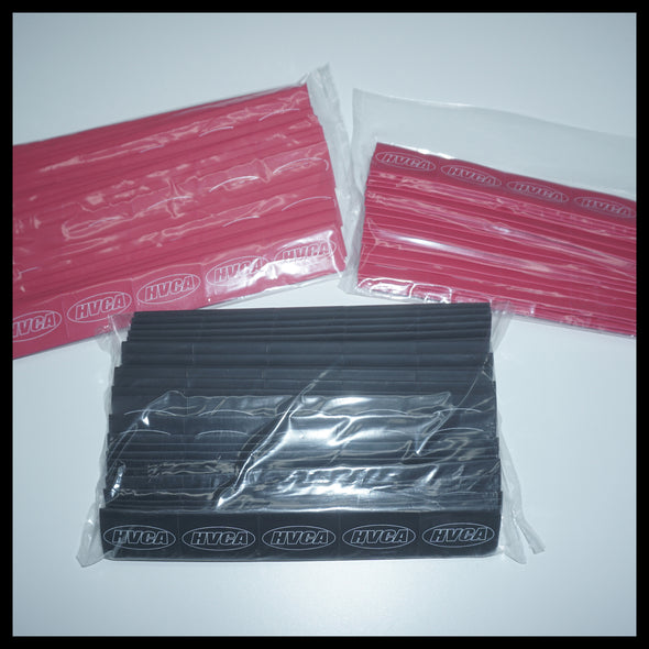 RED HVCA HEAT SHRINK